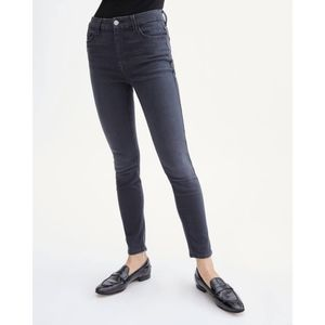 7 for All Mankind High Waist Skinny Ankle Jeans